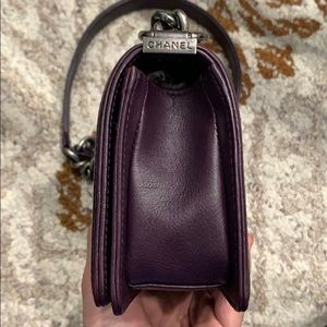 CHANEL Bags - RARE! CHANEL Small Le Boy Bag